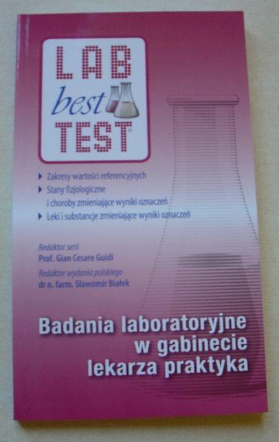 Badania laboratoryjne w gabinecie lekarza praktyka