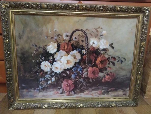 Живопис. Картина квіти
