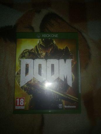 Диск Doom Хbox one