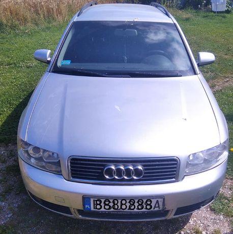 Audi A4b6 sześciobiegowa do jazdy od zaraz
