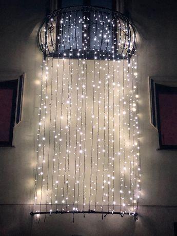 kurtyna świetlna 760 LED 2mX4m