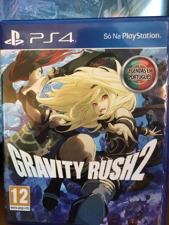 Jogo PS4 - Gravity Rush 2