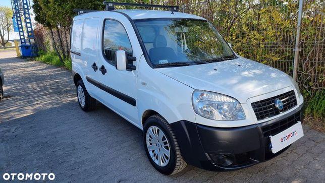 Fiat Doblo 1 Właściciel SALON POLSKA Klimatyzacja ABS Super stan GWARANCJA!