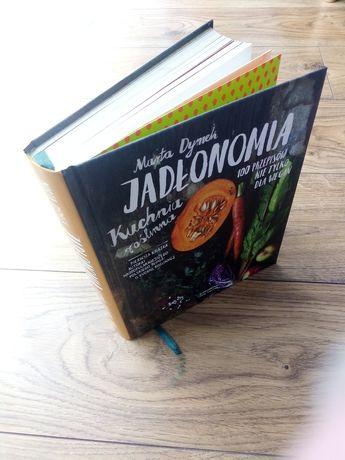 Jadłonomia książka kucharska