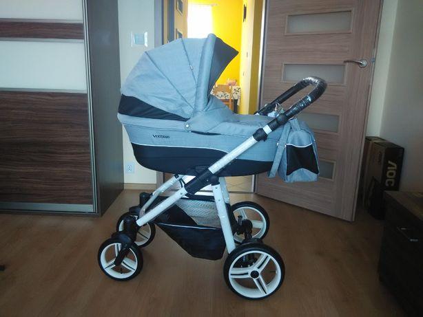 wózek dziecięcy 2w1 + gratisy, POLSKI PRODUCENT
