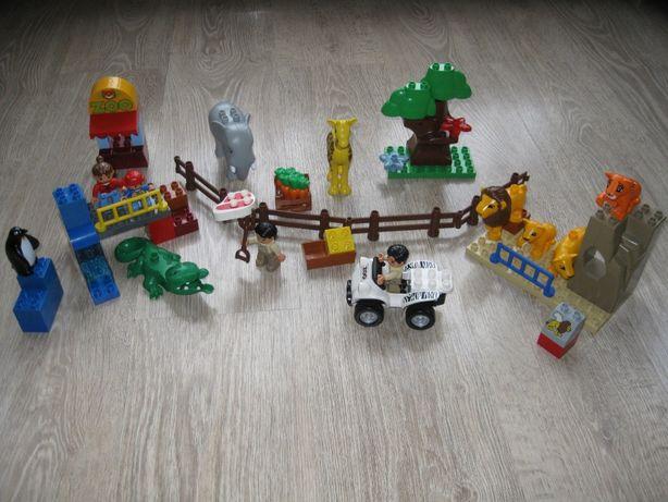 Lego Duplo 5634 ZOO karmienie, zwierzaki, safari