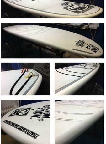 11 Long Paddleboard Malibu Evolution prancha de surf SUP Epoxy NSP