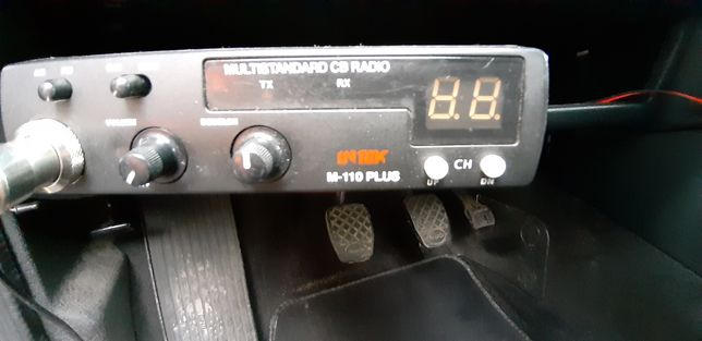 CB radio firmy  intex