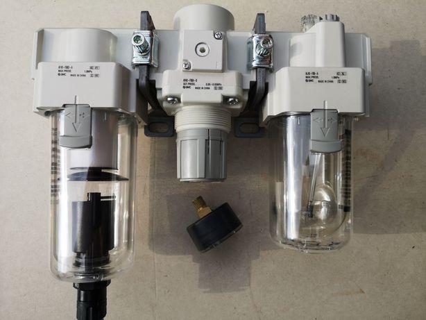 Zestaw przygotowania powietrza SMC AC40-F06D-B