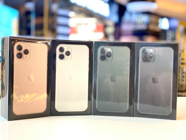iPhone 11 Pro 256 GB 64 GB 512GB Silver Space Gray Gold Green