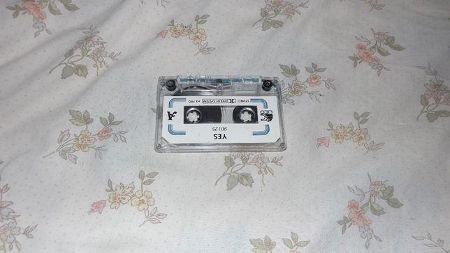 kaseta magnetofonowa YES