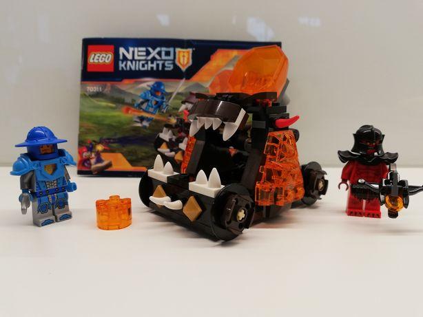 Klocki Lego Nexo Knights 70311 Katapulta Chaosu
