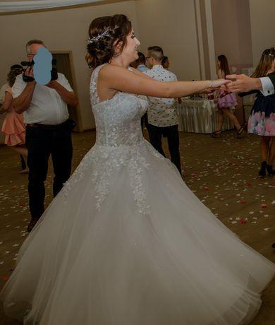 Suknia ślubna ANTRA model IRIS rozmiar 38
