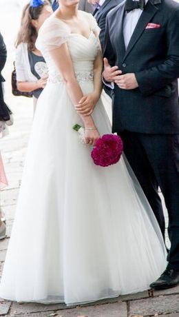 Suknia ślubna Julia Rosa 503