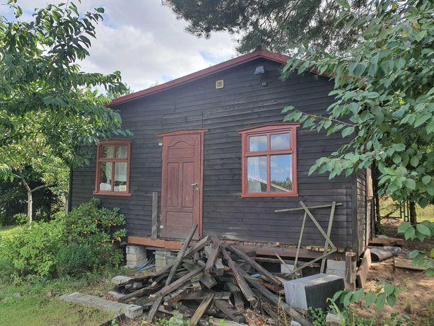 Domek drewniany rekreacyjny