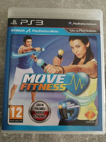 Gra Move fitness ps