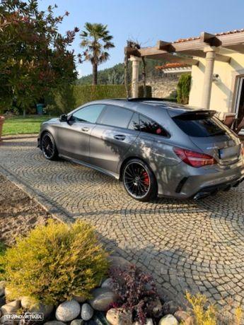 Mercedes-Benz CLA 45 AMG 4-Matic
