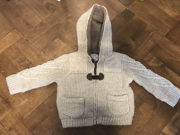Sweter ZARA 80cm