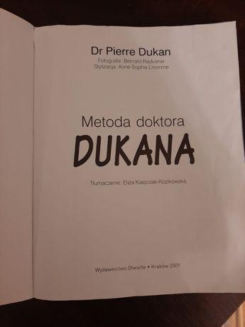 Dieta Dukana - książka - poradnik