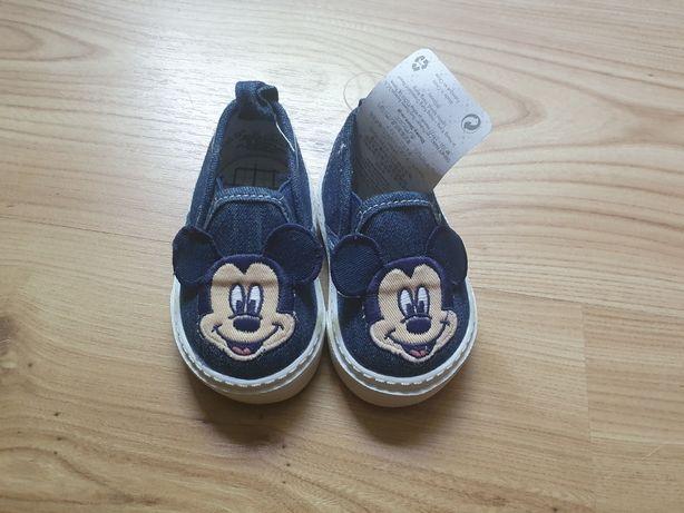 Buty dziecięce Mickey Mouse
