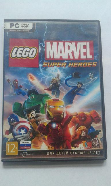 Диск - Marvel Super Heroes