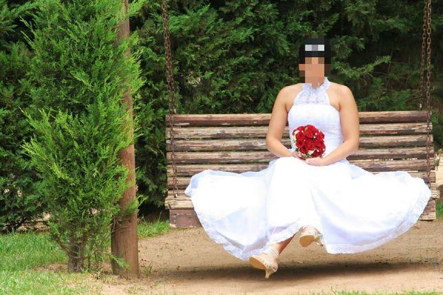 Vestido de noiva (tam. 38)