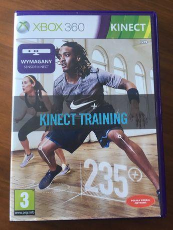 Gra Nike+ Kinect Training X360 xbox polska wersja językowa