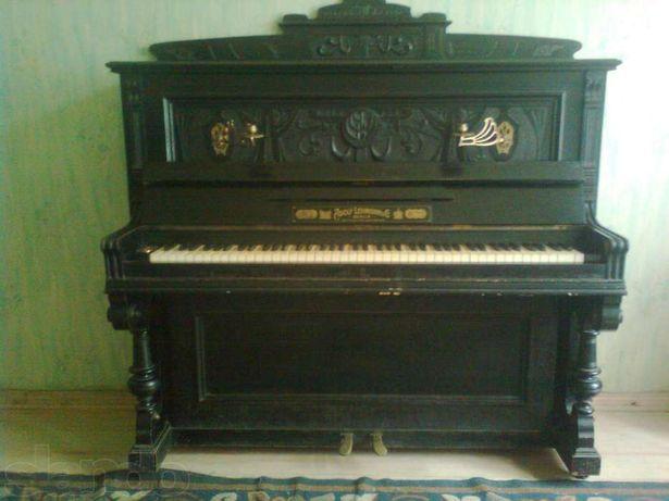 Антикварное пианино ADOLF LEHMAN&Co