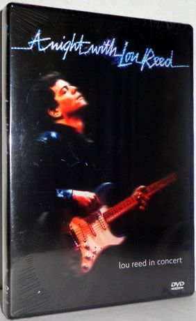 DVD Lou Reed - A Night With Lou Reed