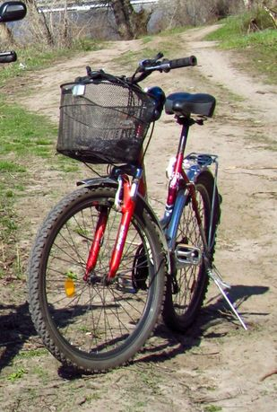Женский велосипед на 26