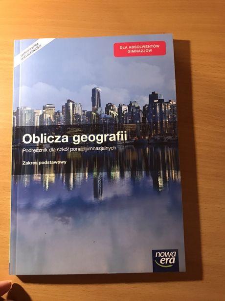 Oblicza geografii - podręcznik