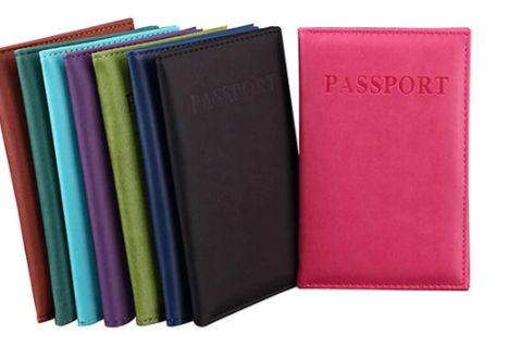 Carteira \ Bolsa passaporte documentos [REFX.70]