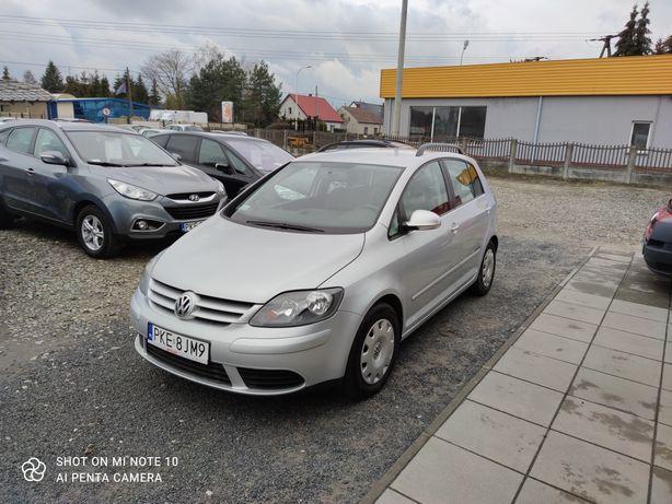VW GOLF V PLUS 1400 MPI klimatyzacja 2009