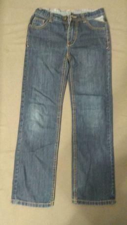 Spodnie jeansowe rozmiar 140