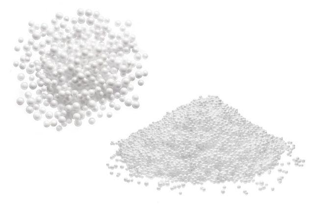 Granulat Styropianowy Oryginał Wypełnienie do puf materacy poduszek