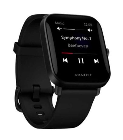 Xiaomi Amazfit Bip U Preto - Smartwatch