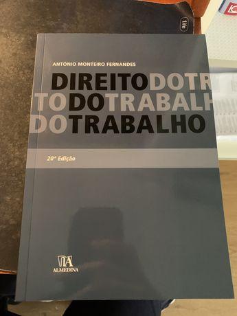 Direito do trabalho - António Monteiro Fernandes
