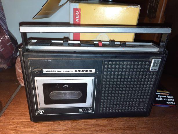 Magnetofon Unitra MK 235