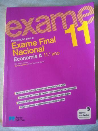 Livro preparação exame Economia A