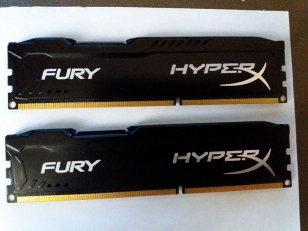 kości RAM DDR3 8GB 1600 CL10