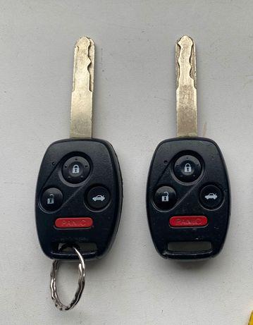 Оригинал Honda Accord, Civic, ключ ( Хонда Аккорд)