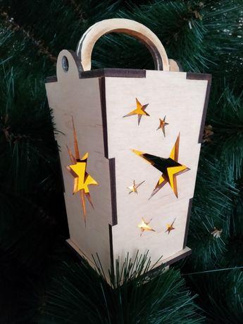 Різдвяний ліхтарик
