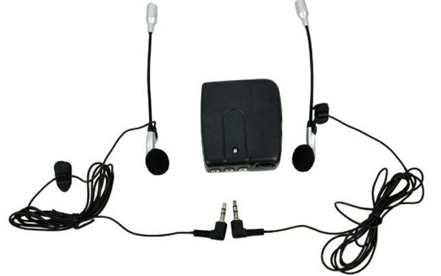 Zestaw słuchawkowy motor do kasku