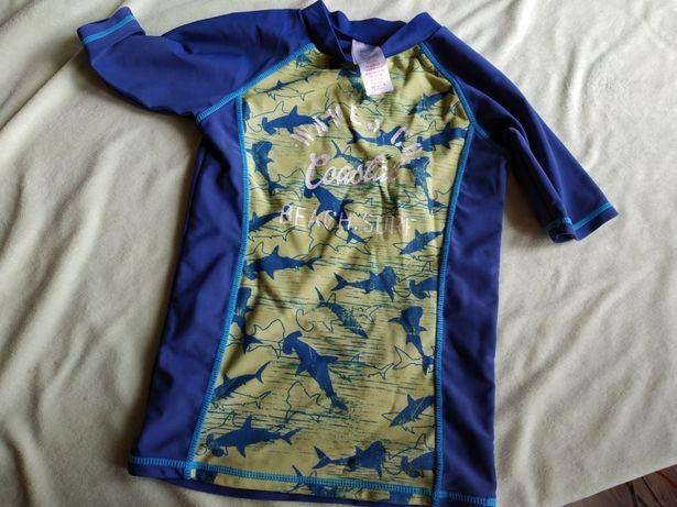 Koszulka sunsafe do wody 7-8lat