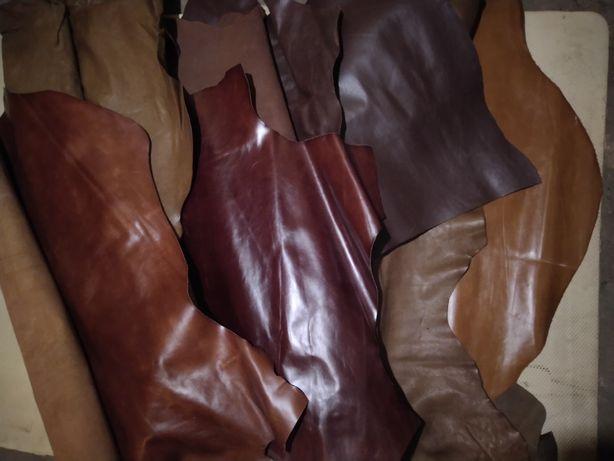 Обувная кожа