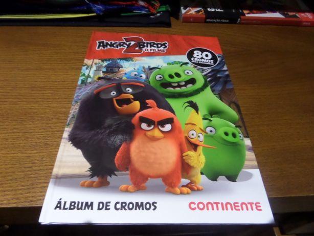 Vendo Cromos Do Angry Birds 2 O Filme