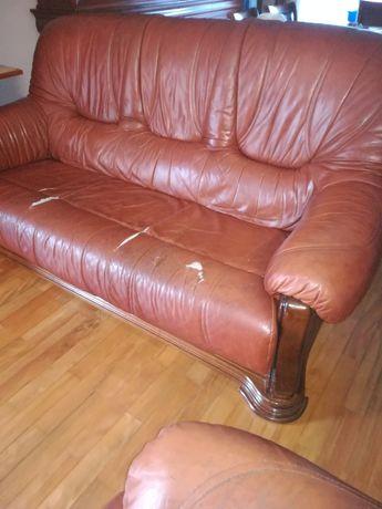 Terno de sofás para forrar de novo