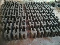Podmurowka prefabrykowana pod panele ogrodzeniowe