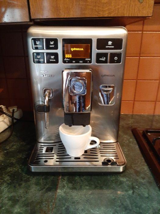кофемашина saeco exprelia Гусятин - изображение 1