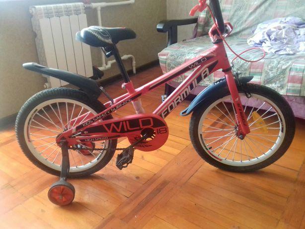 Велосипед детский в отличном состоянии